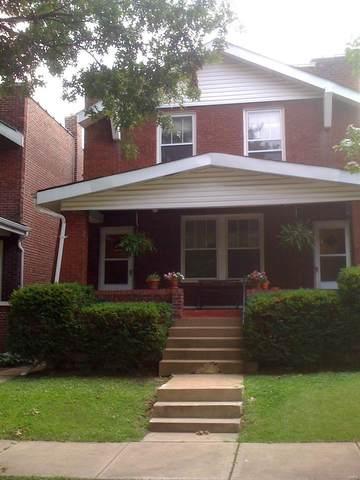 5036 Sutherland Avenue, St Louis, MO 63109 (#20055094) :: Hartmann Realtors Inc.