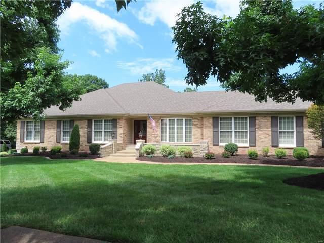 2035 Wilson Ridge Lane, Chesterfield, MO 63005 (#20055107) :: St. Louis Finest Homes Realty Group