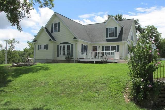 4601 Whitehead Road, Hillsboro, MO 63050 (#20055119) :: Parson Realty Group