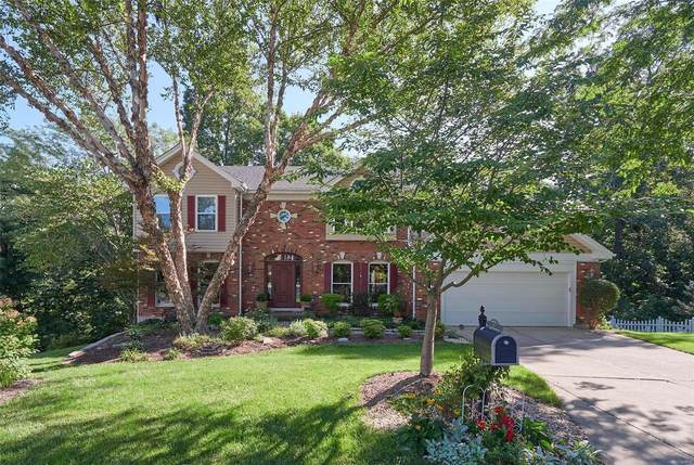 7302 Summertime Drive, St Louis, MO 63129 (#20055143) :: The Becky O'Neill Power Home Selling Team