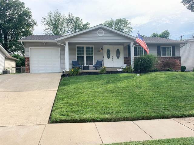 438 Rockview, St Louis, MO 63129 (#20055144) :: The Becky O'Neill Power Home Selling Team