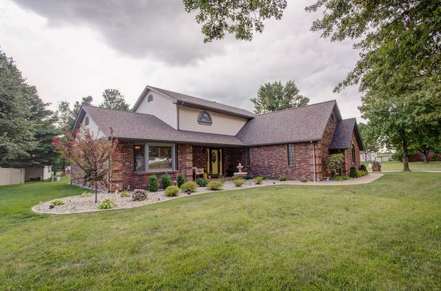809 Thomas Drive, RED BUD, IL 62278 (#20055153) :: The Becky O'Neill Power Home Selling Team