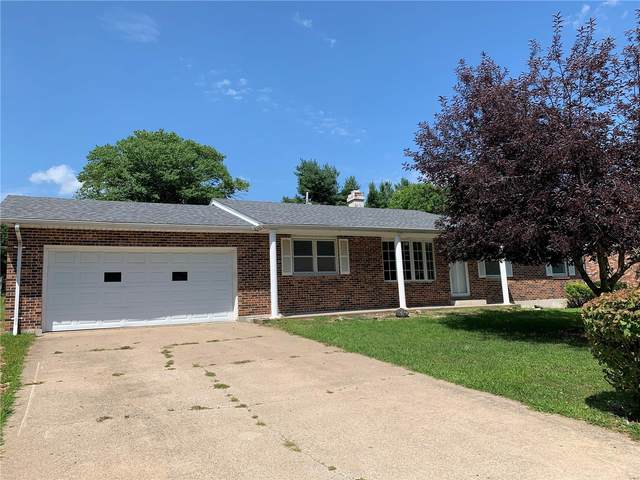 157 Pioneer Trail, Hannibal, MO 63401 (#20055159) :: Parson Realty Group