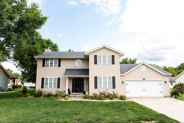 1126 Hackberry Drive, Mascoutah, IL 62258 (#20055167) :: The Becky O'Neill Power Home Selling Team