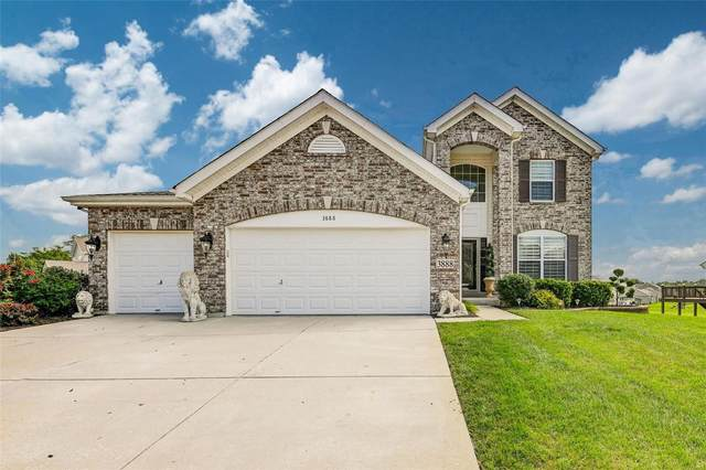 3888 Albers Pointe Drive, Florissant, MO 63034 (#20055179) :: The Becky O'Neill Power Home Selling Team