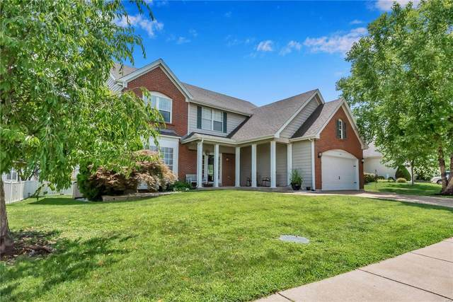 4430 Forder Ridge Drive, St Louis, MO 63129 (#20055186) :: The Becky O'Neill Power Home Selling Team