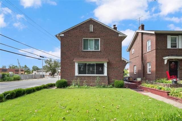 6702 Chamberlain Avenue, St Louis, MO 63130 (#20055194) :: Clarity Street Realty