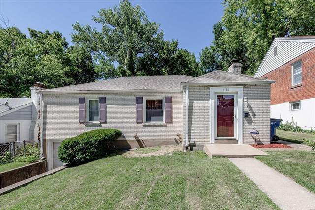 431 Robert Avenue, Ferguson, MO 63135 (#20055207) :: The Becky O'Neill Power Home Selling Team