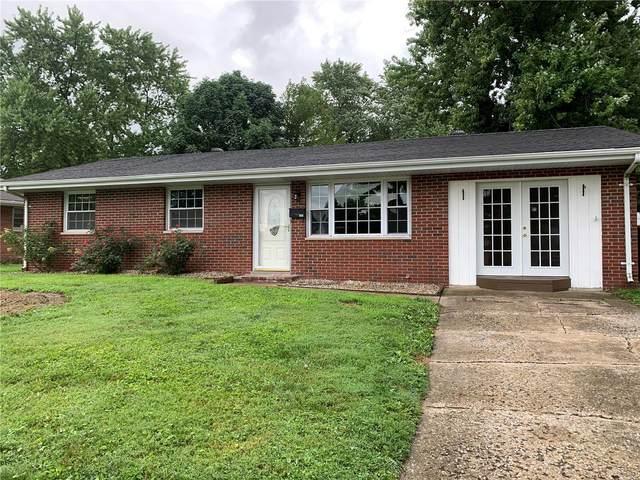 103 W Jackson Street, O'Fallon, IL 62269 (#20055222) :: Tarrant & Harman Real Estate and Auction Co.