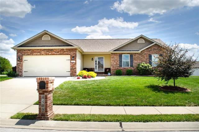 4402 Maple Brook Drive, Belleville, IL 62226 (#20055243) :: Walker Real Estate Team