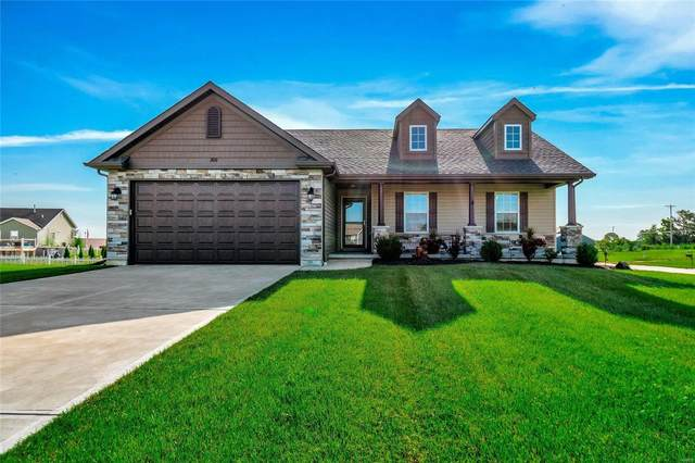 200 Fox Ridge Lane, Moscow Mills, MO 63362 (#20055258) :: The Becky O'Neill Power Home Selling Team