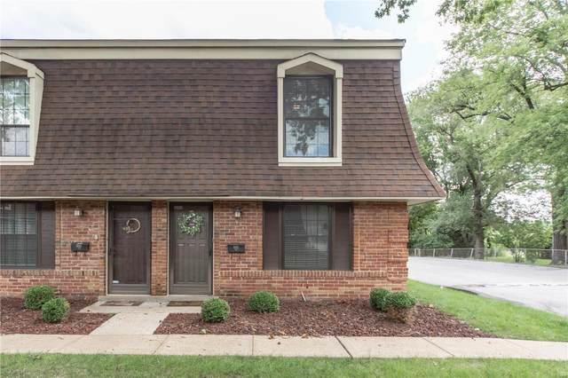 1831 Mansard Drive #1831, St Louis, MO 63125 (#20055268) :: Clarity Street Realty