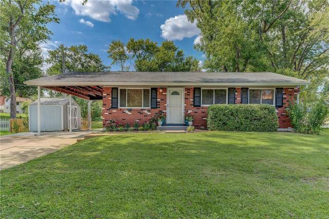 2109 Centurion Drive, Fenton, MO 63026 (#20055278) :: St. Louis Finest Homes Realty Group