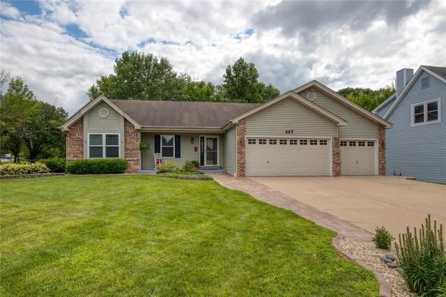 597 Woodchuck Lane, Lake St Louis, MO 63367 (#20055293) :: Kelly Hager Group | TdD Premier Real Estate