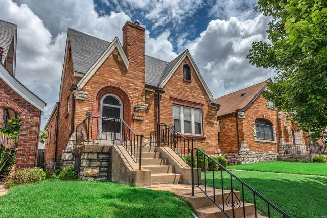 4341 Toenges Avenue, St Louis, MO 63116 (#20055313) :: Tarrant & Harman Real Estate and Auction Co.