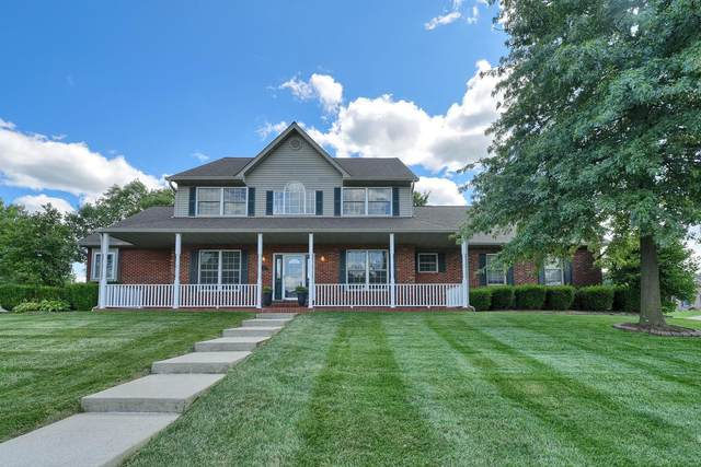 135 Sawgrass Lane, O'Fallon, IL 62269 (#20055328) :: Fusion Realty, LLC