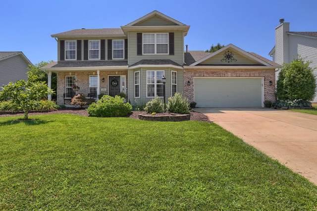 7010 Stoney Creek Drive, Edwardsville, IL 62025 (#20055333) :: Century 21 Advantage