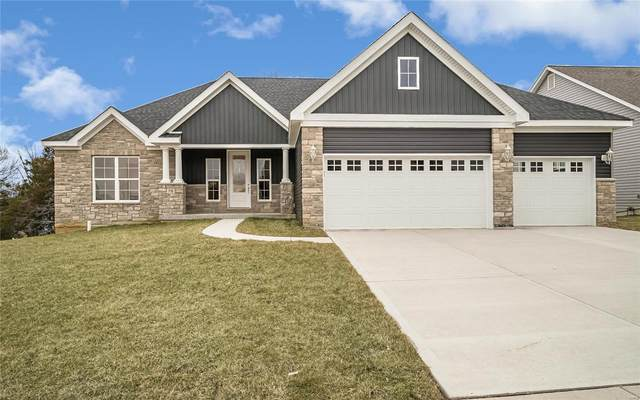 116 Eagle Estates Drive, Lake St Louis, MO 63367 (#20055355) :: Matt Smith Real Estate Group