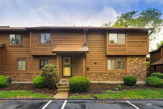 34 Cedar Grove Court C, Saint Charles, MO 63304 (#20055358) :: RE/MAX Professional Realty