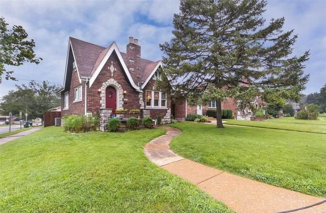 3900 Loughborough Avenue, St Louis, MO 63116 (#20055362) :: Tarrant & Harman Real Estate and Auction Co.