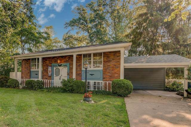 1180 Dawn Valley Drive, Maryland Heights, MO 63043 (#20055388) :: St. Louis Finest Homes Realty Group