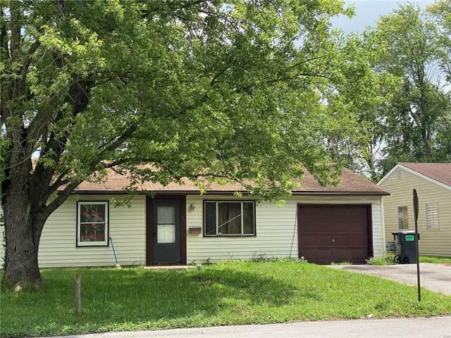 63 Saint Ambrose, Cahokia, IL 62206 (#20055394) :: Parson Realty Group
