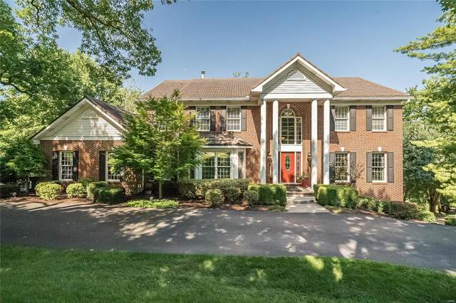 11055 Rambling Oaks Drive, St Louis, MO 63128 (#20055401) :: Kelly Hager Group | TdD Premier Real Estate