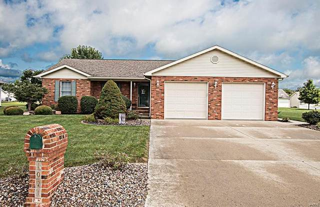 1021 N Tenth Street, BREESE, IL 62230 (#20055457) :: Fusion Realty, LLC