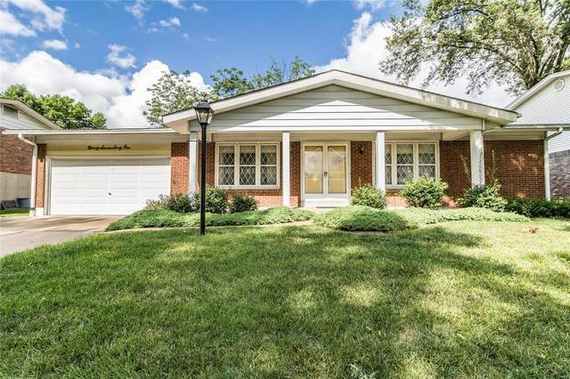 9761 Wickstrom Terr, St Louis, MO 63123 (#20055483) :: The Becky O'Neill Power Home Selling Team
