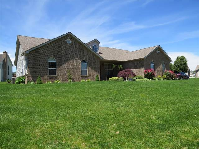 74 Rhineland Place, Millstadt, IL 62260 (#20055497) :: The Becky O'Neill Power Home Selling Team