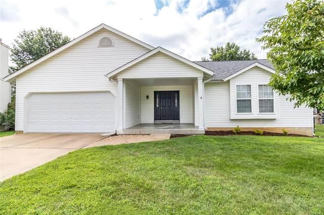 135 Gunston Hall Drive, O'Fallon, MO 63304 (#20055498) :: The Becky O'Neill Power Home Selling Team