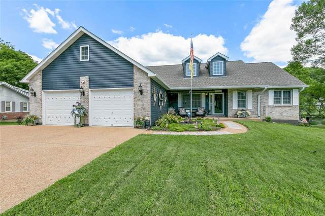 1221 Pleasant Drive, Arnold, MO 63010 (#20055509) :: The Becky O'Neill Power Home Selling Team