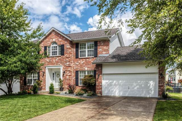 2357 Quaint Cottage Drive, O'Fallon, MO 63368 (#20055510) :: Kelly Hager Group | TdD Premier Real Estate