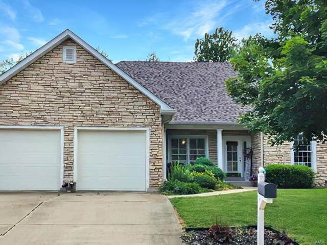 109 N Riebeling, Columbia, IL 62236 (#20055514) :: Kelly Hager Group | TdD Premier Real Estate