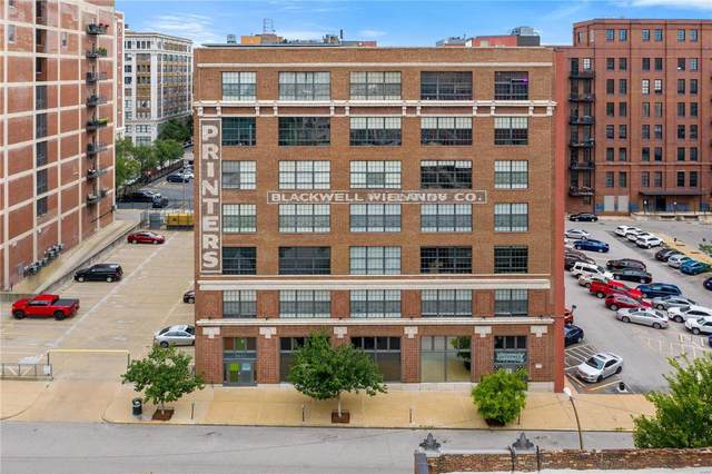 1611 Locust Street #301, St Louis, MO 63103 (#20055521) :: Matt Smith Real Estate Group