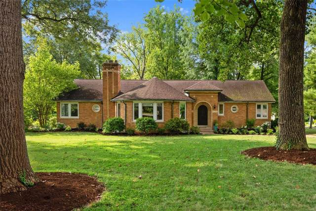 2 Webster Woods Dr, Webster Groves, MO 63119 (#20055525) :: The Becky O'Neill Power Home Selling Team