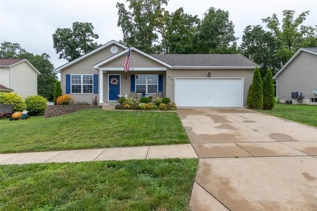 712 Hawks Circle, Hillsboro, MO 63050 (#20055554) :: The Becky O'Neill Power Home Selling Team