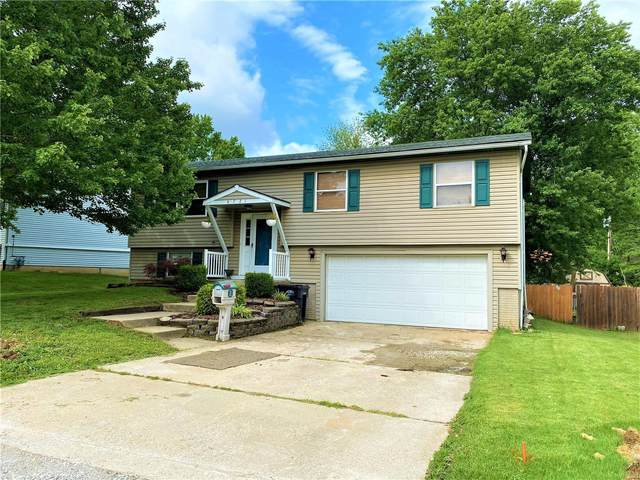 4721 Snow White Terr, Alton, IL 62002 (#20055566) :: The Becky O'Neill Power Home Selling Team