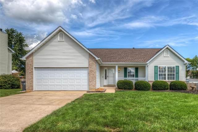 911 Saint Joseph Avenue, O'Fallon, MO 63366 (#20055598) :: The Becky O'Neill Power Home Selling Team