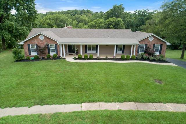 128 Lighthorse Drive, Chesterfield, MO 63017 (#20055606) :: The Becky O'Neill Power Home Selling Team