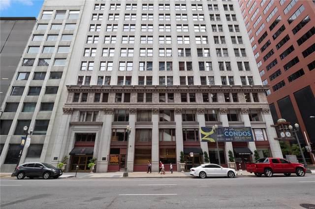 314 N Broadway #1304, St Louis, MO 63102 (#20055609) :: Matt Smith Real Estate Group