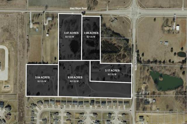 0 West Meyer & Pointe Prairie Road, Wentzville, MO 63385 (MLS #20055642) :: Century 21 Prestige