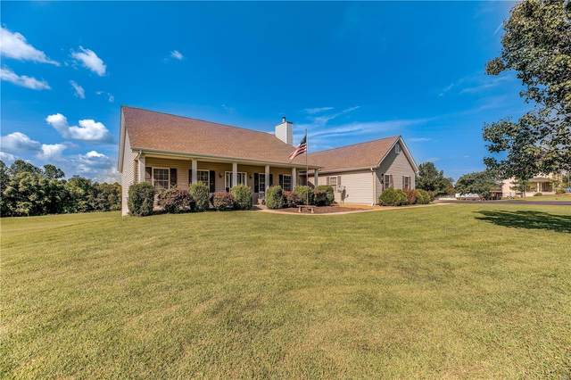 28557 Roddau Drive, Wright City, MO 63390 (#20055643) :: The Becky O'Neill Power Home Selling Team