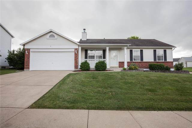 2730 Red Cedar Parc, O'Fallon, MO 63368 (#20055669) :: Clarity Street Realty