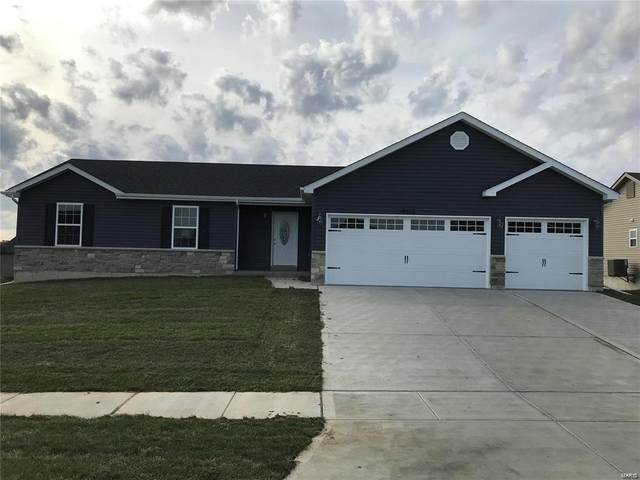 307 Late Harvest Drive, Wright City, MO 63390 (#20055671) :: Parson Realty Group