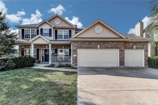 912 Lindmark Drive, Wentzville, MO 63385 (#20055678) :: The Becky O'Neill Power Home Selling Team