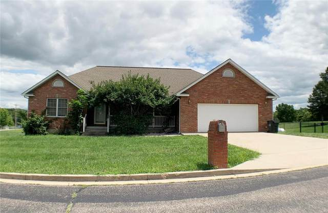1103 Honeysuckle, Rolla, MO 65401 (#20055688) :: The Becky O'Neill Power Home Selling Team