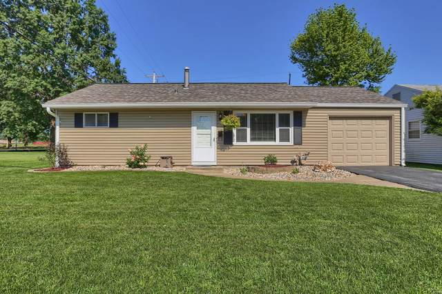 203 S 14th Street, Wood River, IL 62095 (#20055689) :: The Becky O'Neill Power Home Selling Team