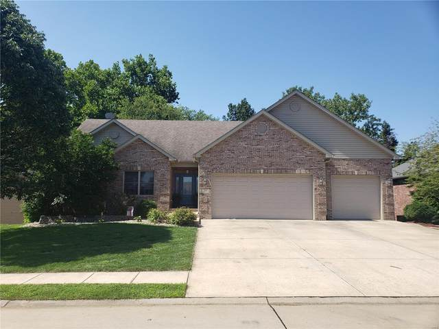 133 Woodcrest, Bethalto, IL 62010 (#20055694) :: The Becky O'Neill Power Home Selling Team