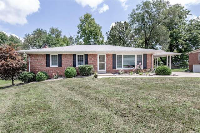 50 Harmon Drive, Lebanon, IL 62254 (#20055696) :: The Becky O'Neill Power Home Selling Team